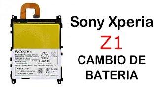 Bateria Original Sony Xperia Z1 (Replacement Battery)