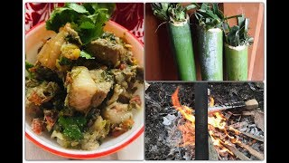 pork curry recipe assamese style