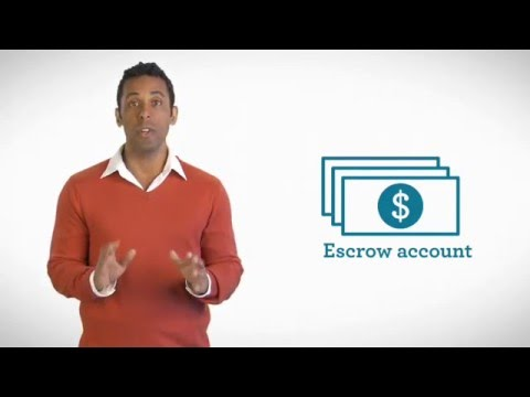 WELLS FARGO WEB SPOT - Escrow part 1: What is an escrow account?