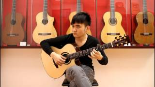 You Are My Everything 太陽的後裔(태양의 후예) Guitar Cover (Steven Law)
