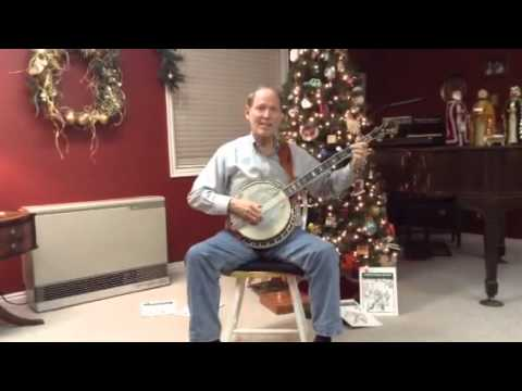 Banjo Christmas Songs Medley by Dave Taylor