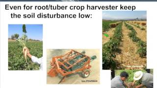 Conservation Agriculture and mechanization 'Suitable Machinery', a climate-smart approach 2