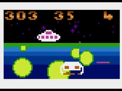 Citron 3kg - Atari XL/XE gameplay 720p 60fps