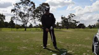 Bradley Hughes Golf- How To Setup Perfectly For Chips & Pitches