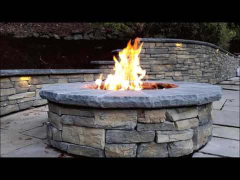 natural gas fire pit table canada diy burner kit