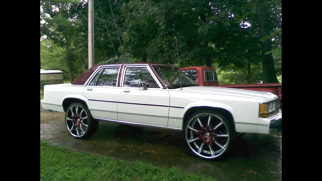 Sold 91 Ltd Donk On 26 Quot Wheels Youtube