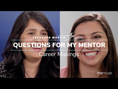 Mentoring Advice for Overcoming Challenges: Norma and Caroline