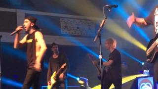 Dear Maria Count Me In- All Time Low ft. Michael Clifford 10/23/2015