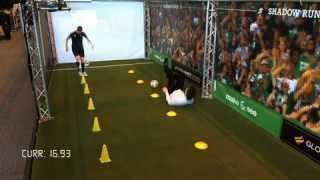 Augmented Reality Exeperiece at Soccerex