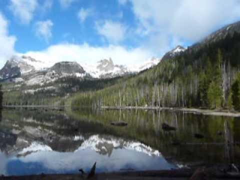 Hell Roaring Lake / Sawtooth Wilderness Idaho