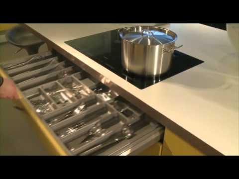 "Hacker german kitchens ""Storage Capacity"""