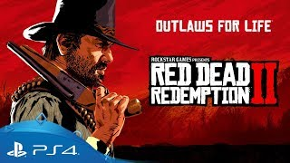 Red Dead Redemption 2 | Launch Trailer | PS4