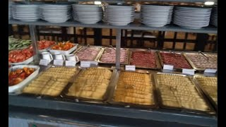 Шведский стол в отеле Ялта интурист А как же дробное питание Держусь и наслаждаюсь красотой
