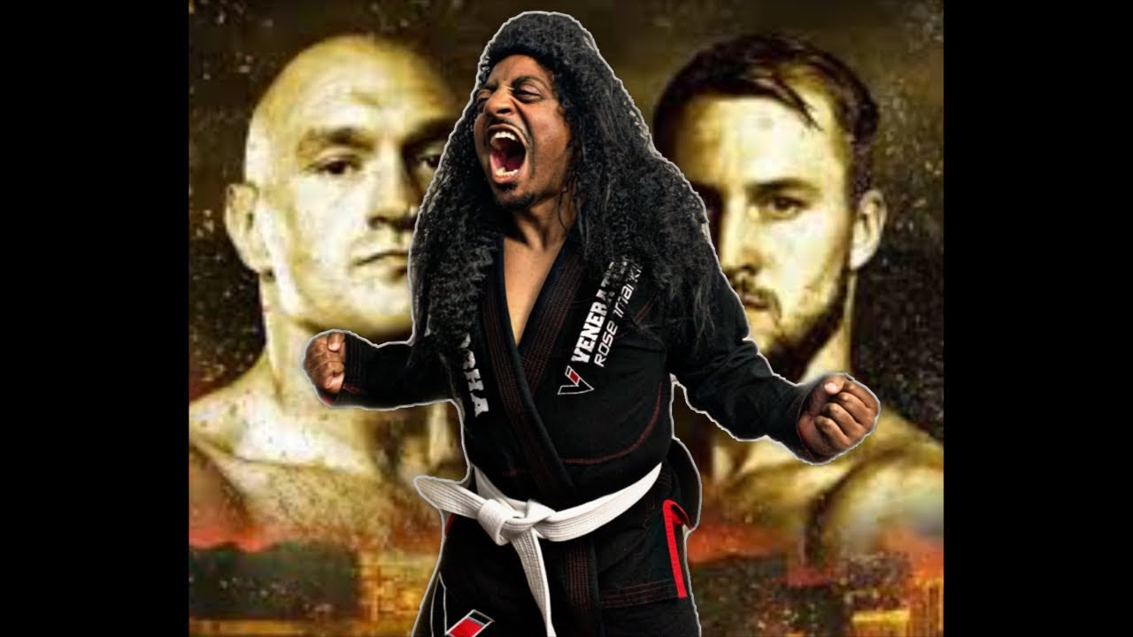 How To Watch Tyson Fury vs. Otto Wallin