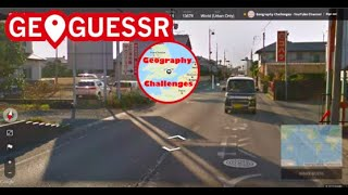 Geoguessr - World Urban Only (No Moving)