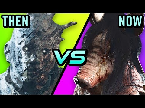 Dead By Daylight - Then Vs Now- Evolution Of Dead By Daylight | The Leaderboard