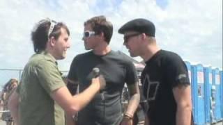 Angels and Airwaves @ Warped Tour 2008