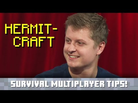 MINECON Earth Community Panel - Hermitcraft Presents: Creating, Maintaining, And Evolving An SMP