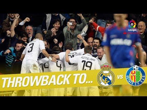 Highlights Real Madrid vs Getafe CF (2-0) 2009/2010