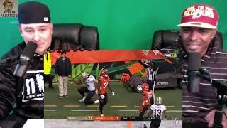 Saints vs Bengals | Reaction | NFL Week 10 Game Highlights