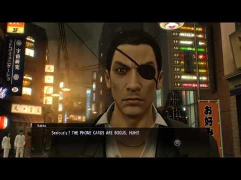 Yakuza 0 game |