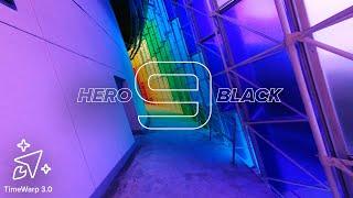 GoPro: HERO9 Black | TimeWarp 3.0