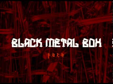 Black Metal Box   Face