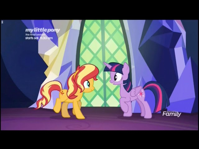 Mlp Eg Sci Twi Sunset And Rainbow In Equestria Spring