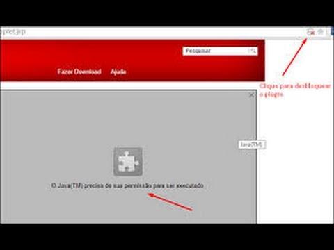 Como Resolver Plug-in não suportado chrome java npapi novembro 2015 (Resolvido)