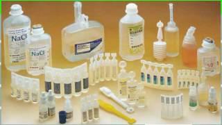 Организация хранения лекарственных средств.