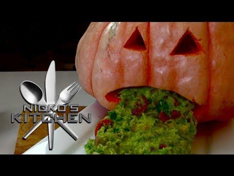 VOMITING PUMPKIN - Halloween Recipe