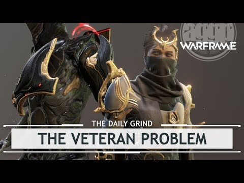 Warframe: The Veteran Problem - Prestige Through Progression