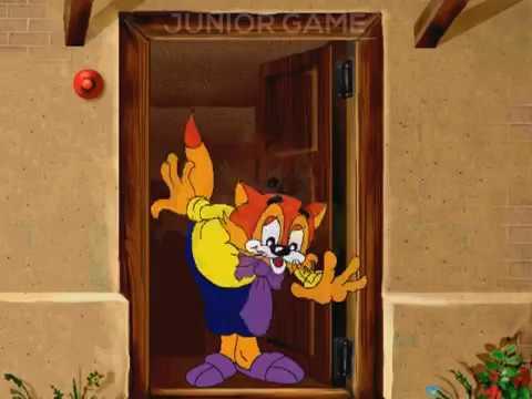 Дача кота Леопольда или Особенности мышиной охоты игра в виде мультфильма