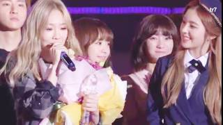 Taeyeon and Irene moments compilation 2 snsd red velvet