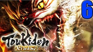 Toukiden Kiwami Walkthrough Part 6 - Chapter 1 Some Quest - PS4 PC Gameplay English HD
