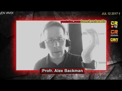 PLANETA 7X: NIBIRU Y SITCHIN HAN MUERTO | LA TIERRA ES CURVA | ALEX BACKMAN ¡EN VIVO!