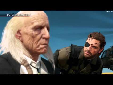 [MGSV] Metal Gear Solid V  The Phantom Pain  Capitulo 2 Trailer Español