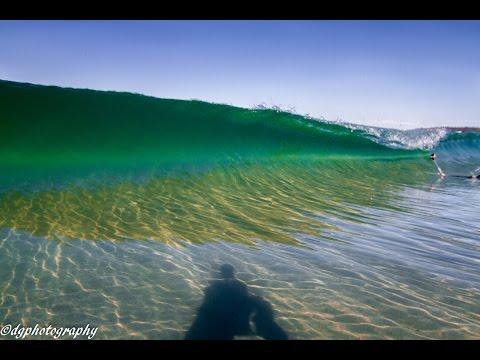 Gopro: California shorebreak