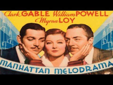 FILM TRIVIA: Manhattan Melodrama (1934)