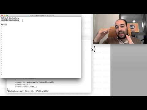 Kendi Header (.h) dosyalarımızı C dilinde yazmak