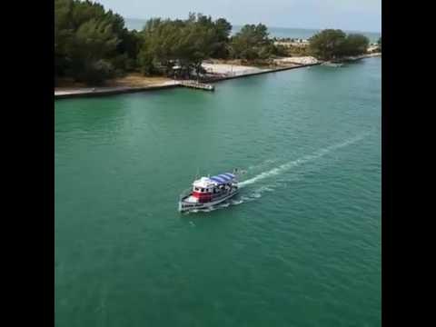 Sand Key Bridge in Clearwater Florida