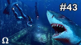 SUPER DELIRIOUS BANANA SHARKS SPOTTED! | Depth #43