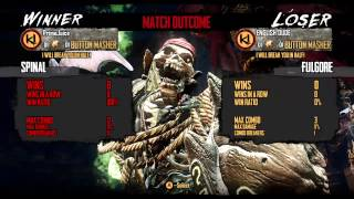 Killer Instinct DESTRUCTIVE STREAK - Spinal