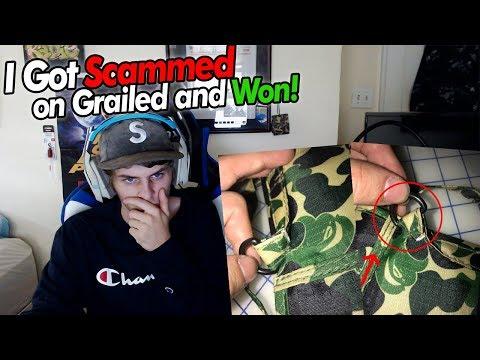 I Got Scammed on Grailed and Won... (Bape Shoulder Bag Unboxing)