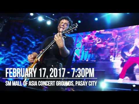Journey Live in Manila 2017