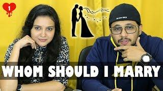 SHAADI KISSE KARU ? | शादी किस्से करू ? | BUDGET SHAADI [Episode 1] Podcast