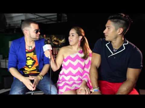 "Chino y Nacho on ""Tu me Quemas"", Paulina vs. Thalia and what type of women they like"