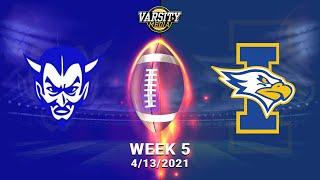 Brockport vs. Irondequoit I Varsity Football