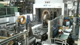 AVK поворотные затворы, обзор выпускаемых образцов