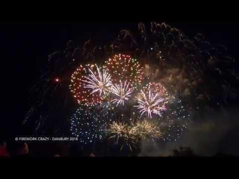 Danbury Fireworks 2018